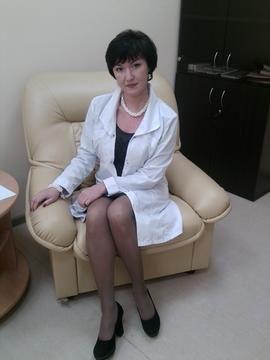 врач-эндокринолог Русинова И. А.